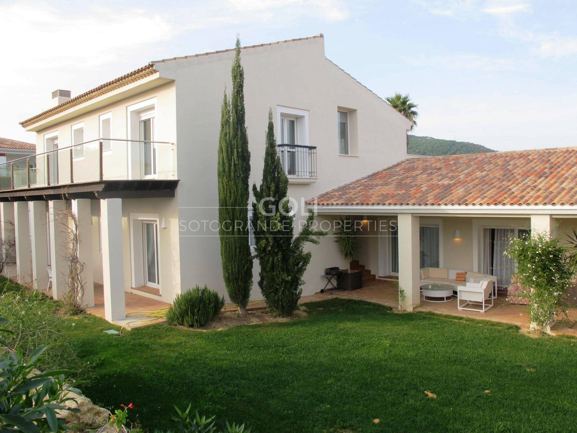 Comfortable villa in an excellent location