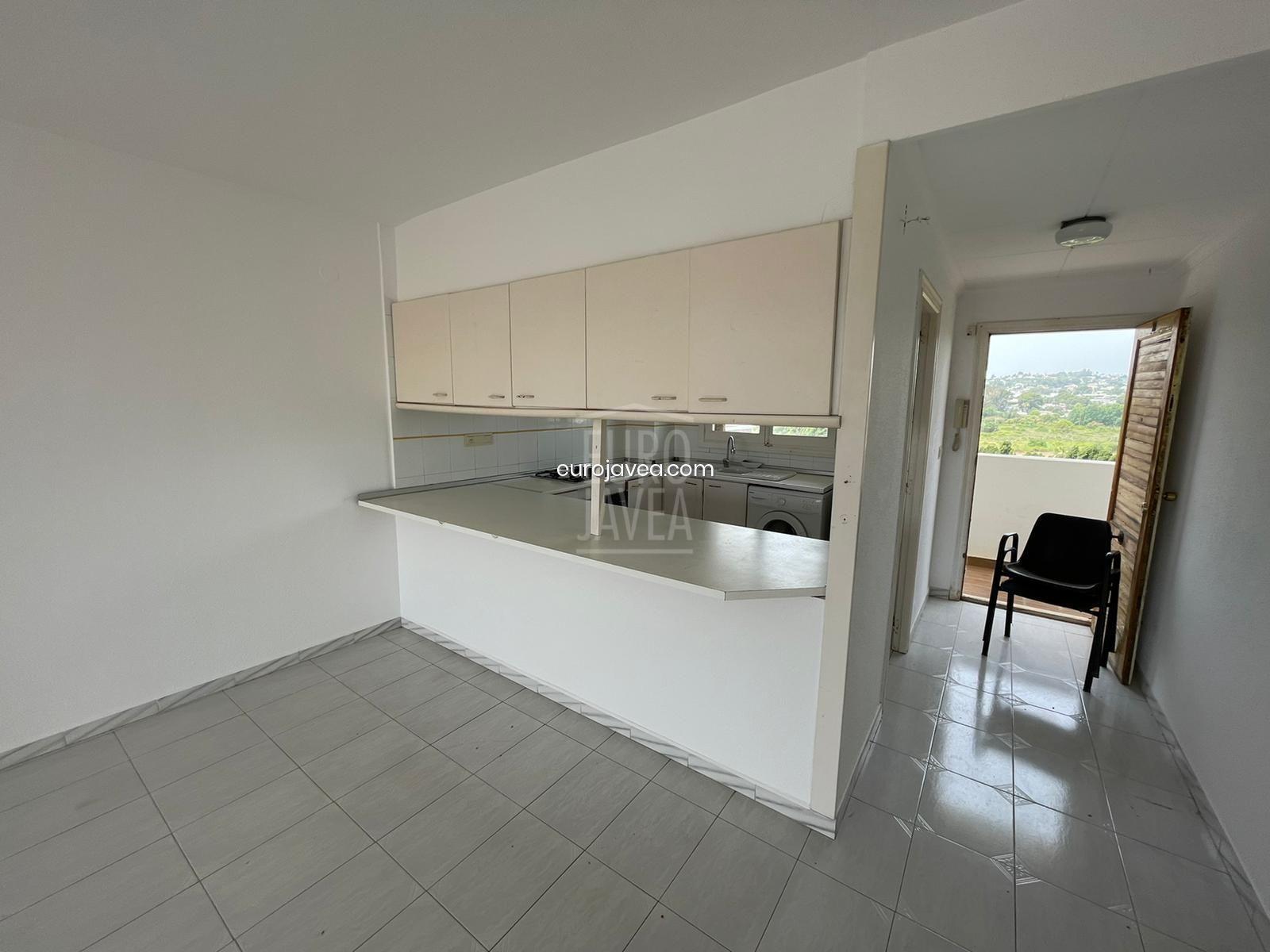 Apartamento a la venta en Jávea andando a la playa de Montañar II