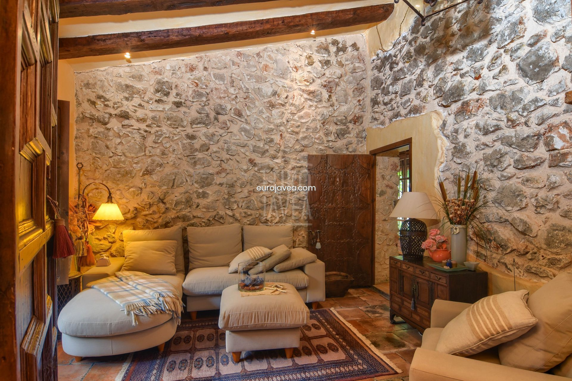 Traditional finca for sale in Pedreguer