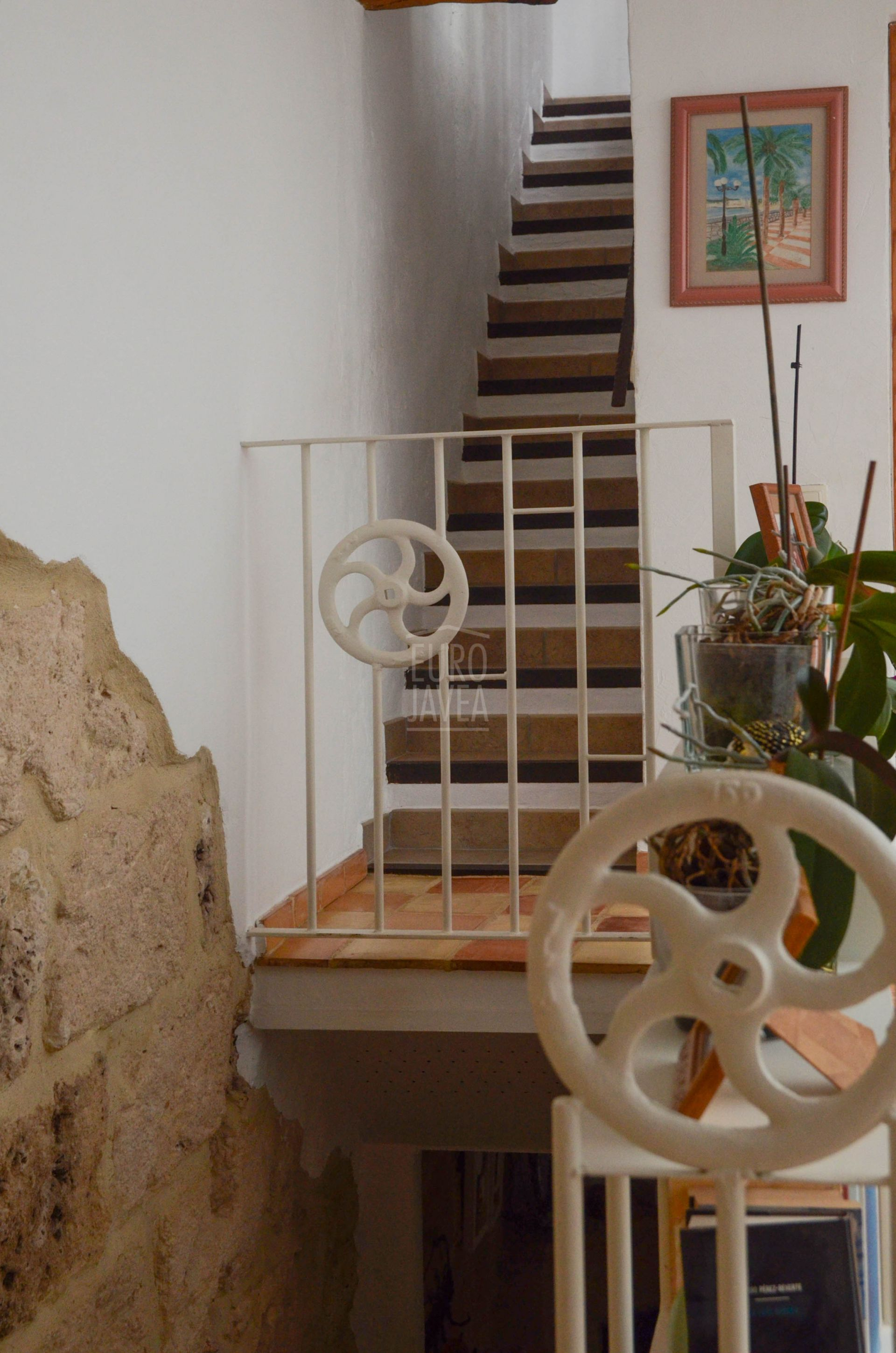 Typical townhouse for sale in Jávea in the center of the old town