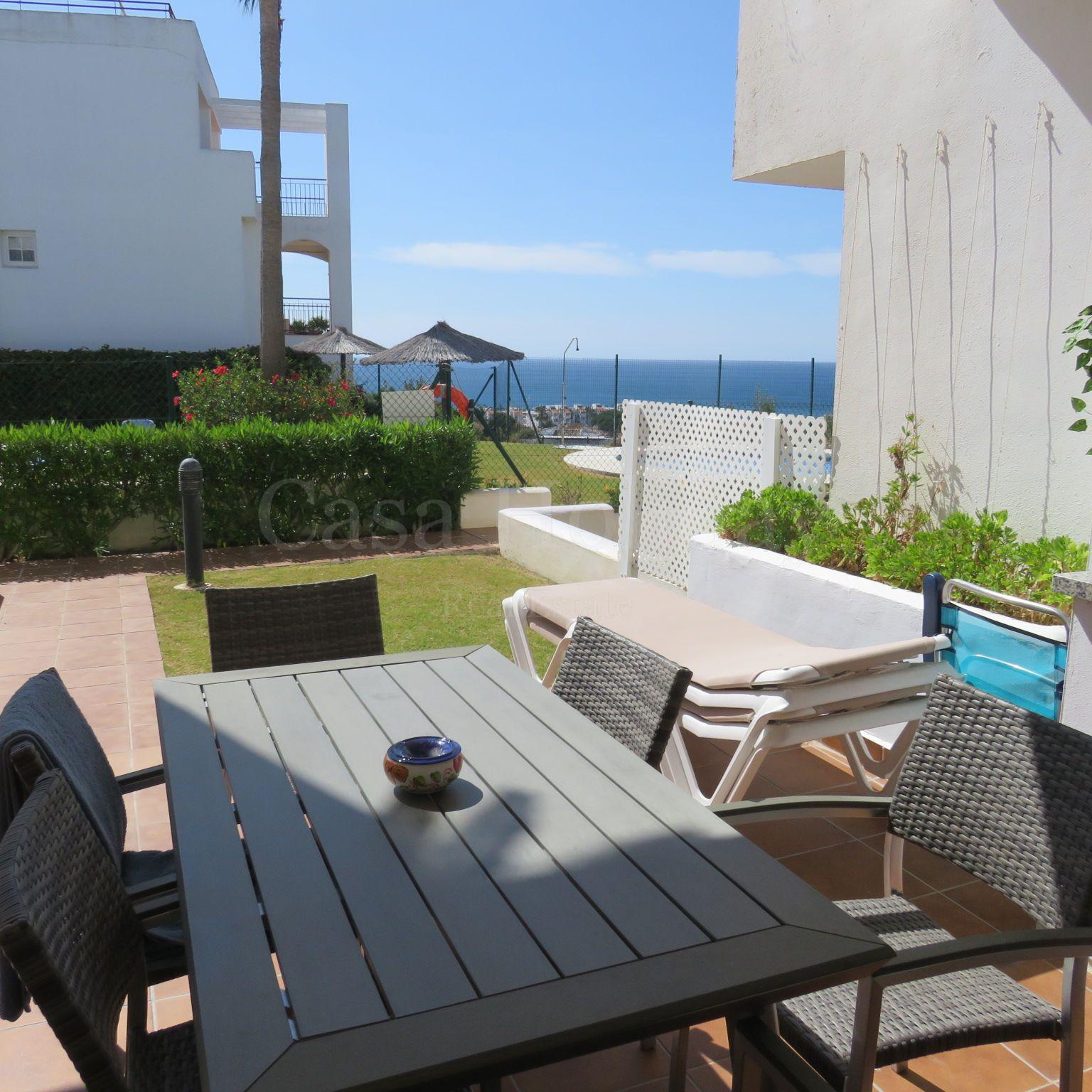 Apartamento Planta Baja en Princesa Kristina, Manilva