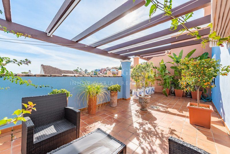 Town House in Nueva Andalucia, Marbella