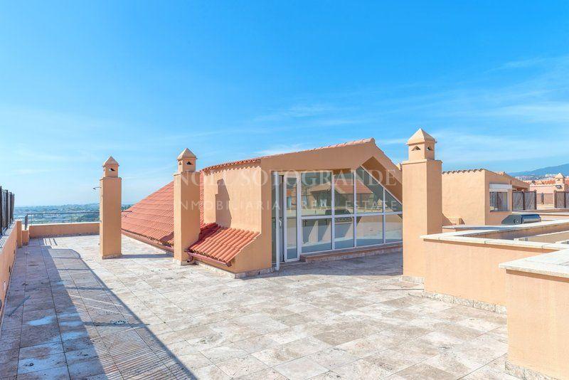 Atico en Nueva Andalucia, Marbella