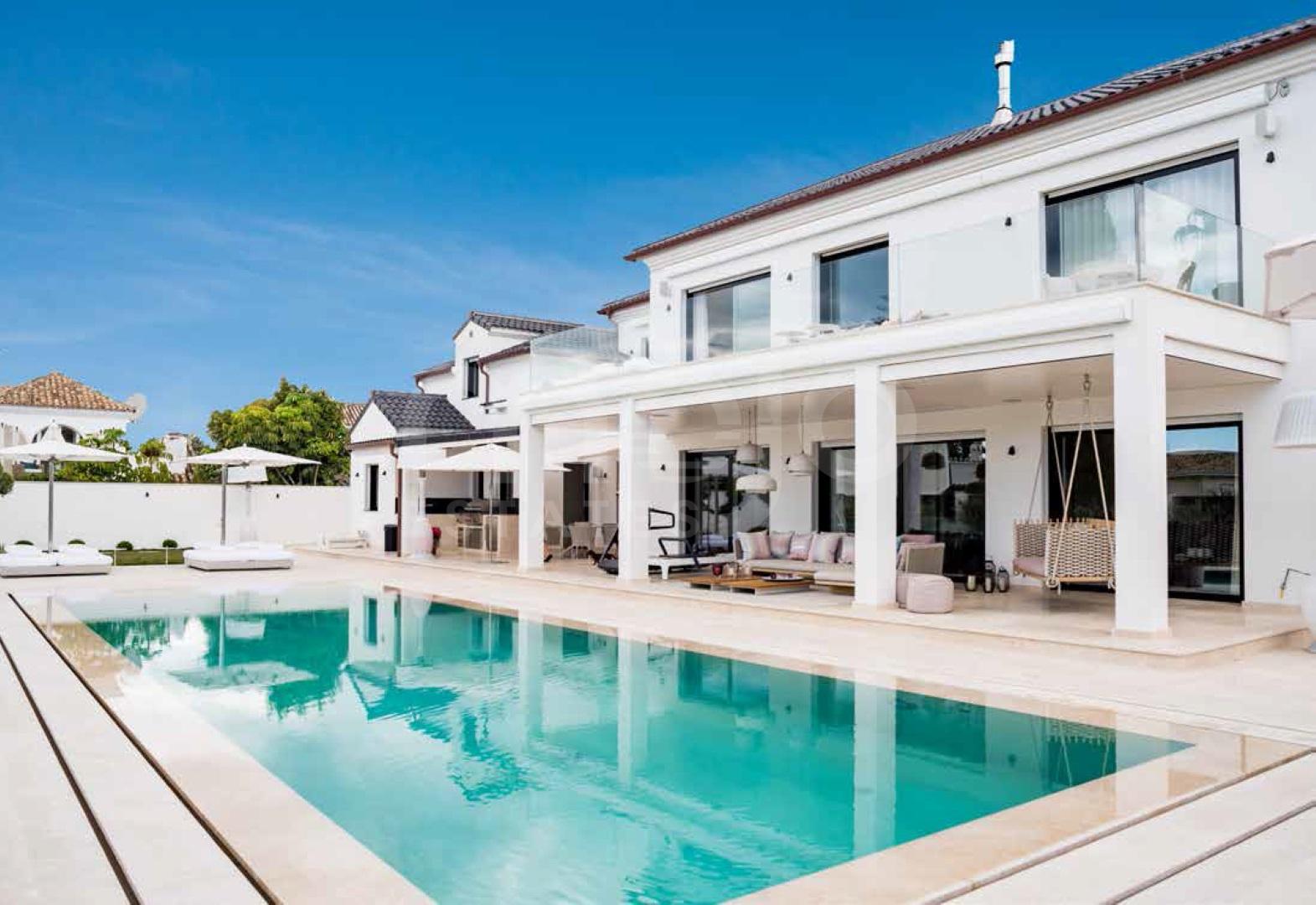 Villa te koop in Casablanca, Marbella Golden Mile