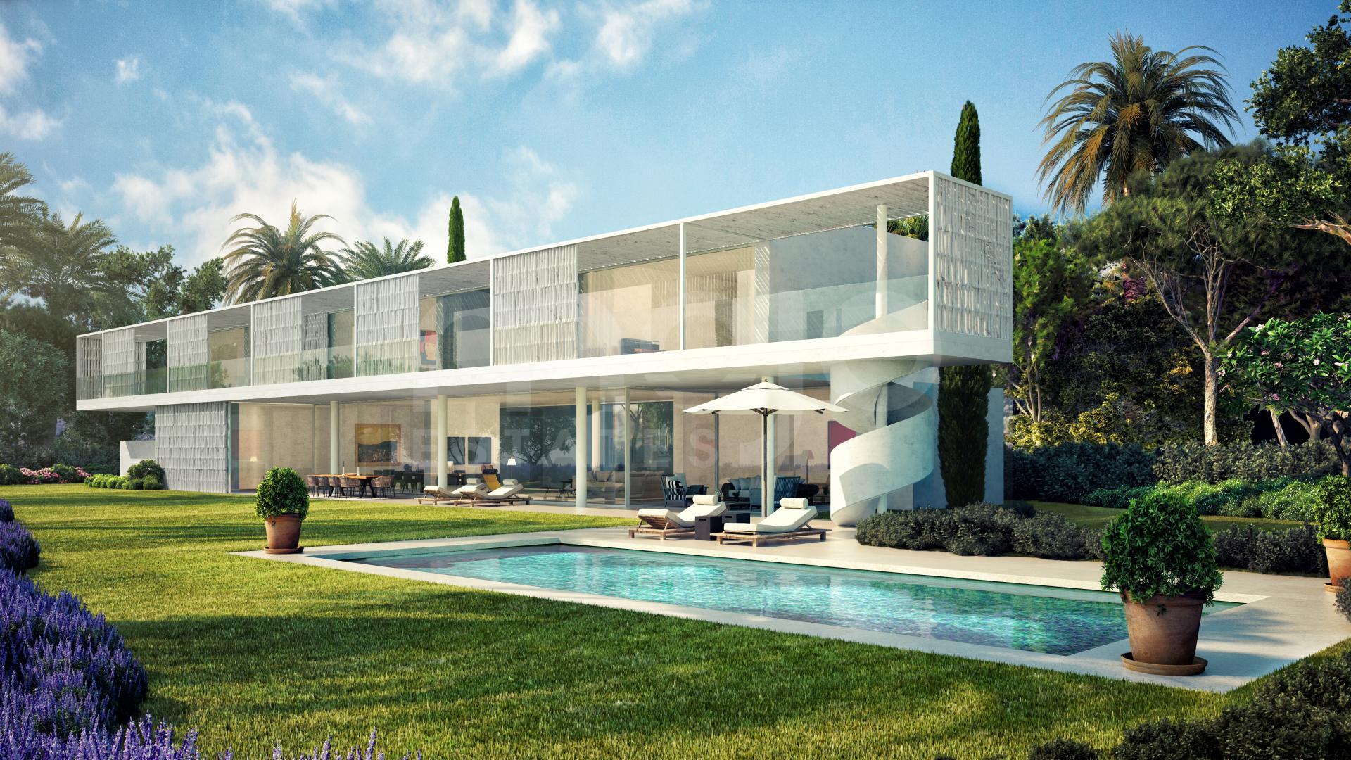Villa te koop in Finca Cortesin, Casares