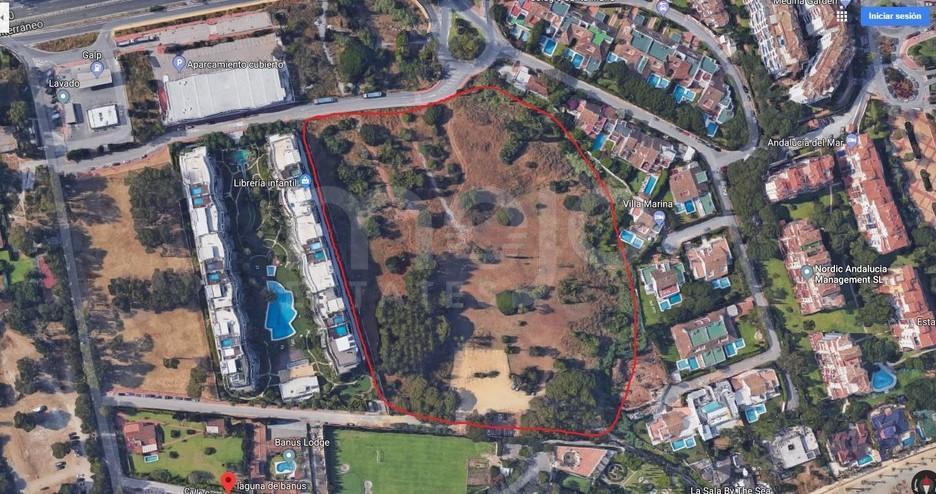 Grondstuk (Perceel) te koop in Marbella - Puerto Banus