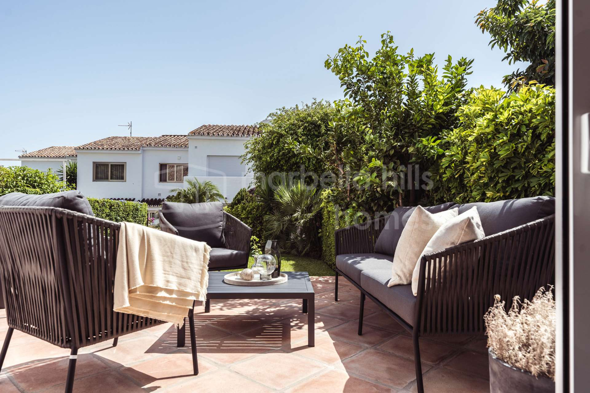 Completely Renovated 3 Bedroom Town House In Parcelas Del Golf Nueva Andalucia
