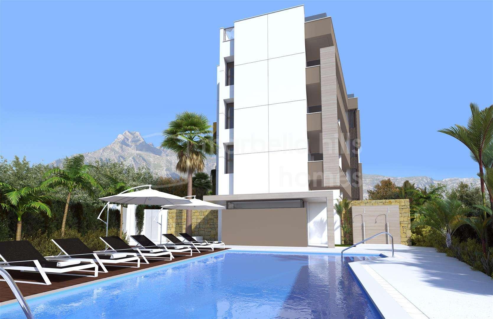 Wohnung Zu Verkaufen In Nueva Andalucia