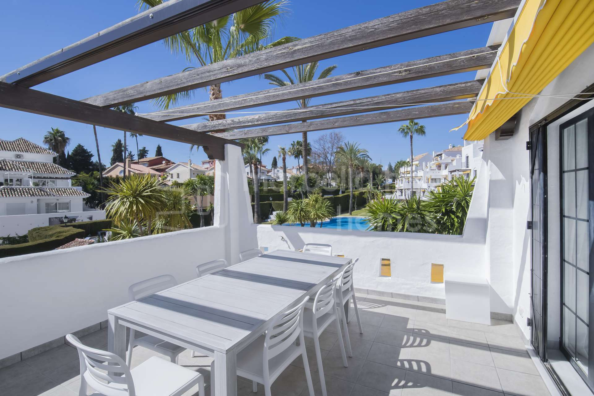 Apartment for sale in Aldea Blanca, Nueva Andalucia