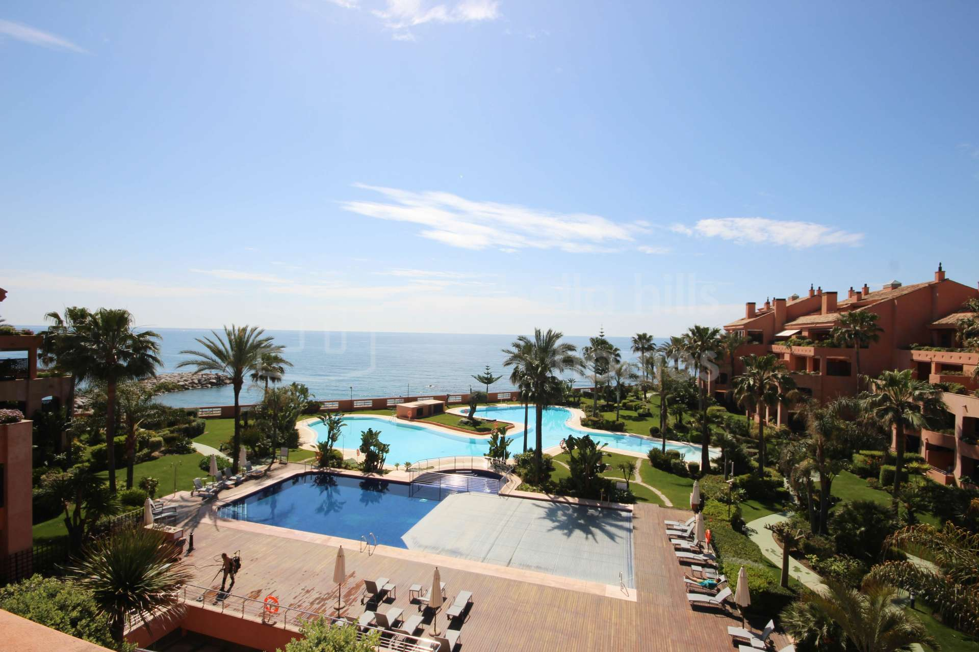 Duplex Penthouse for sale in <small> Malibu, Marbella - Puerto Banus</small>