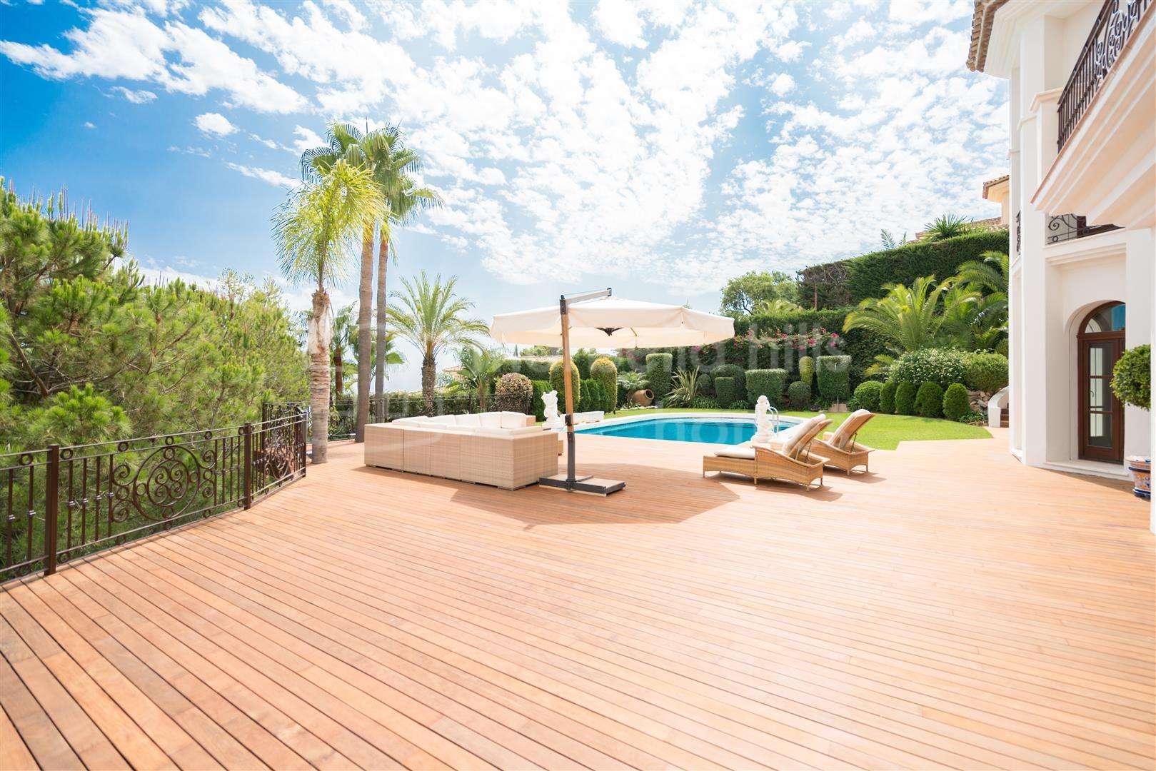 Villa Rental Sierra Blanca Marbella