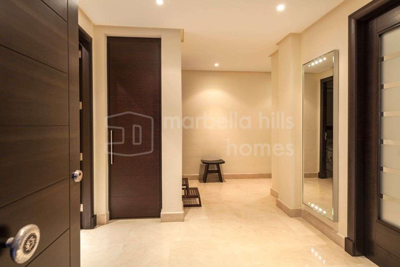 Exklusive 2 schlafzimmer garten wohnung in malibu puerto - Exklusive schlafzimmer ...