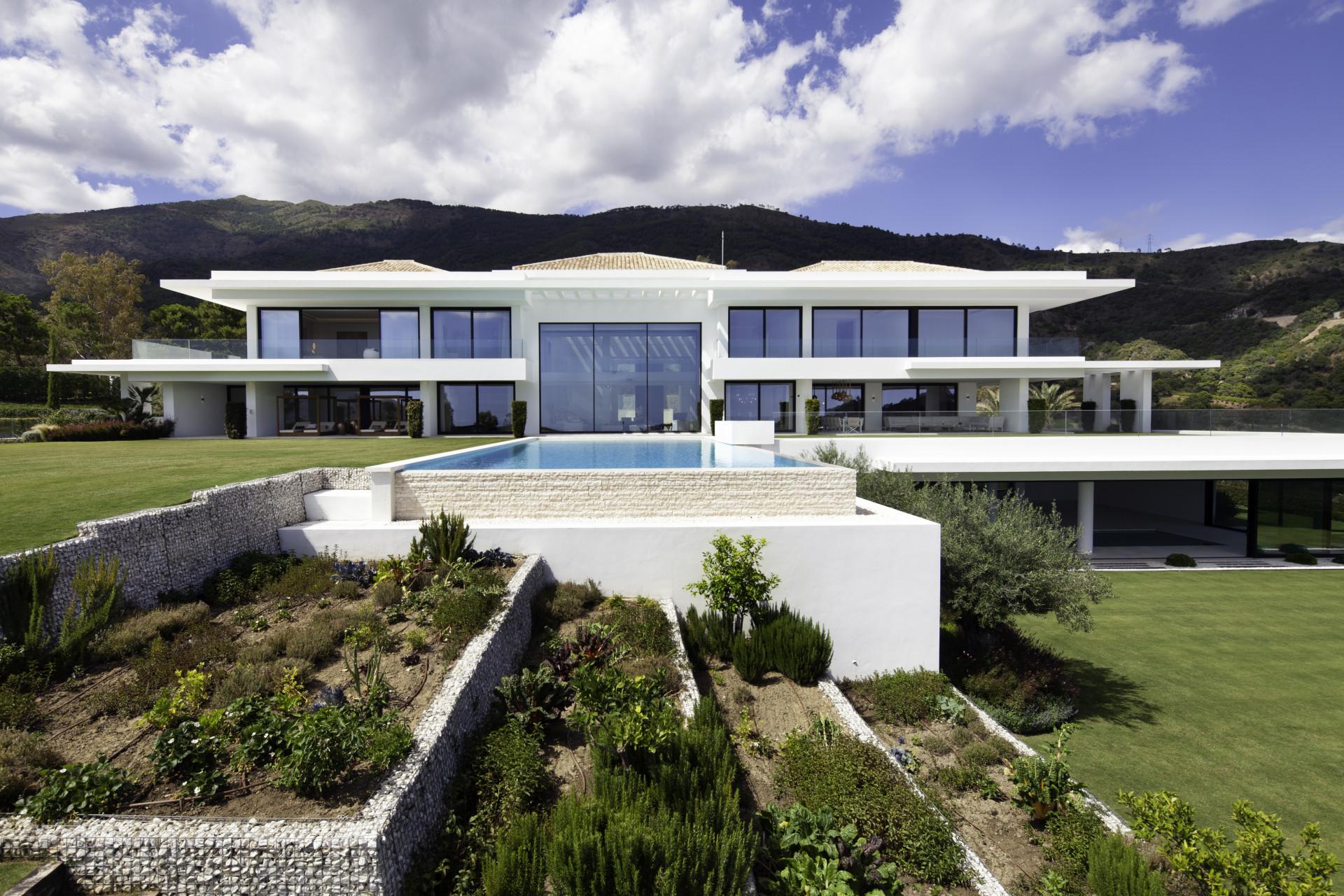 Villa Ibiza Breeze La Zagaleta A Luxury Single Family Home For Sale In Marbella Malaga Property Id 1133 Christie S International Real Estate