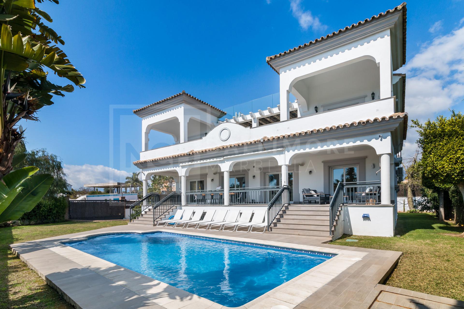 Villa , San Pedro de Alcantara - NEWV6934