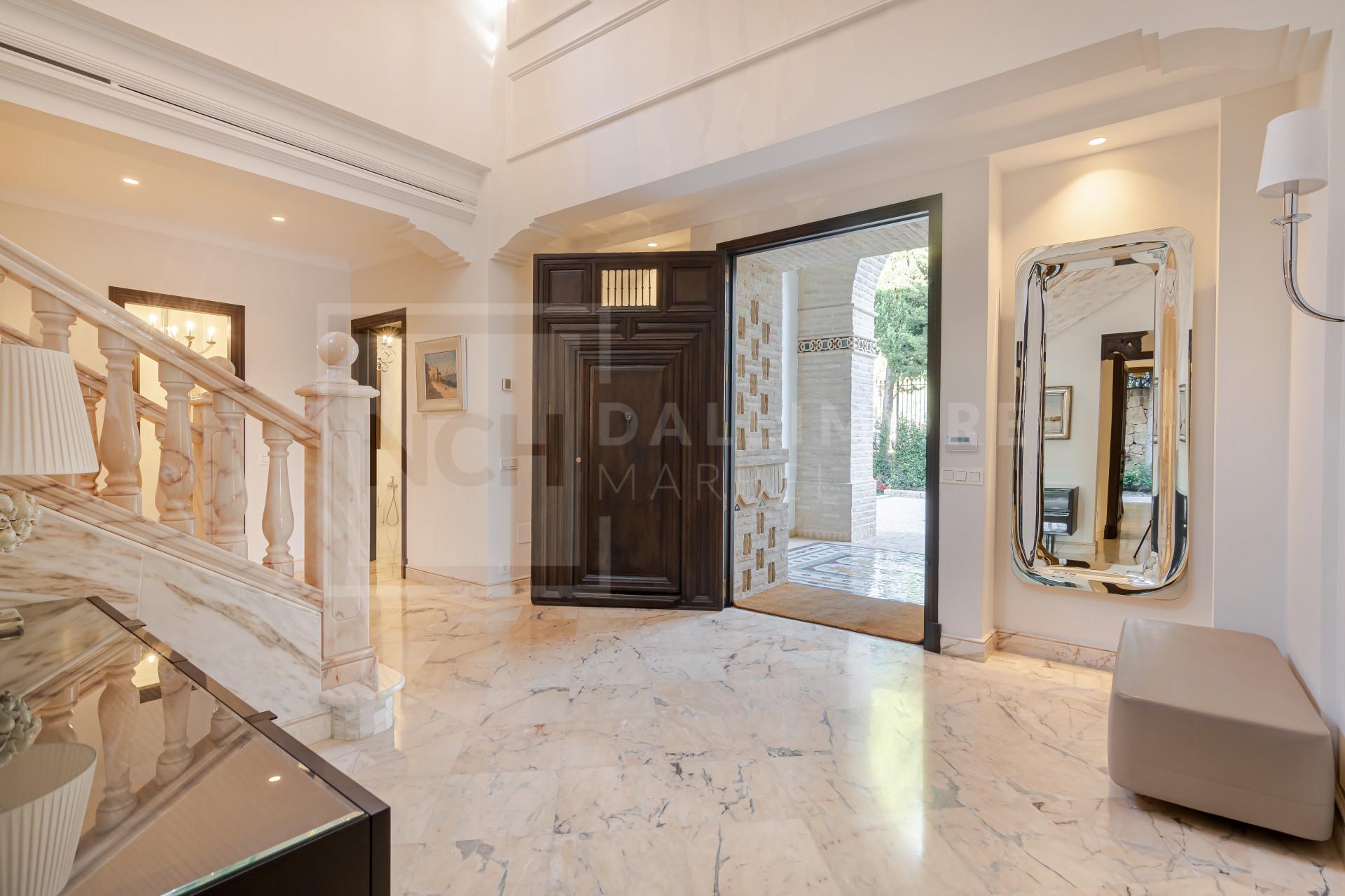 Villa Sierra Blanca, Marbella Golden Mile – NEWV6975