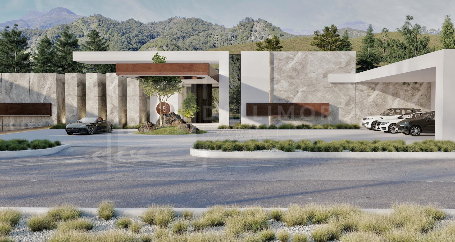 Villa Finca Cortesin, Casares – NEWV6971