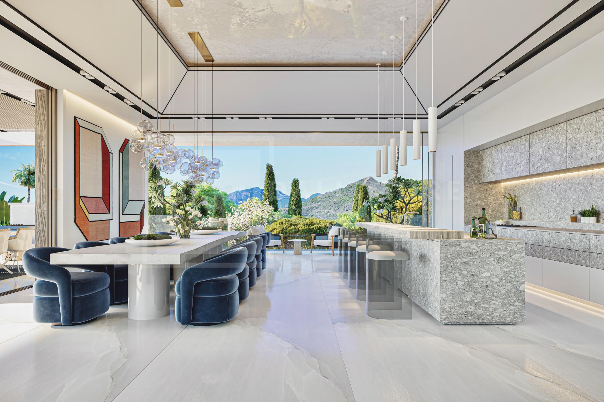 Villa , Sotogrande - NEWV7060