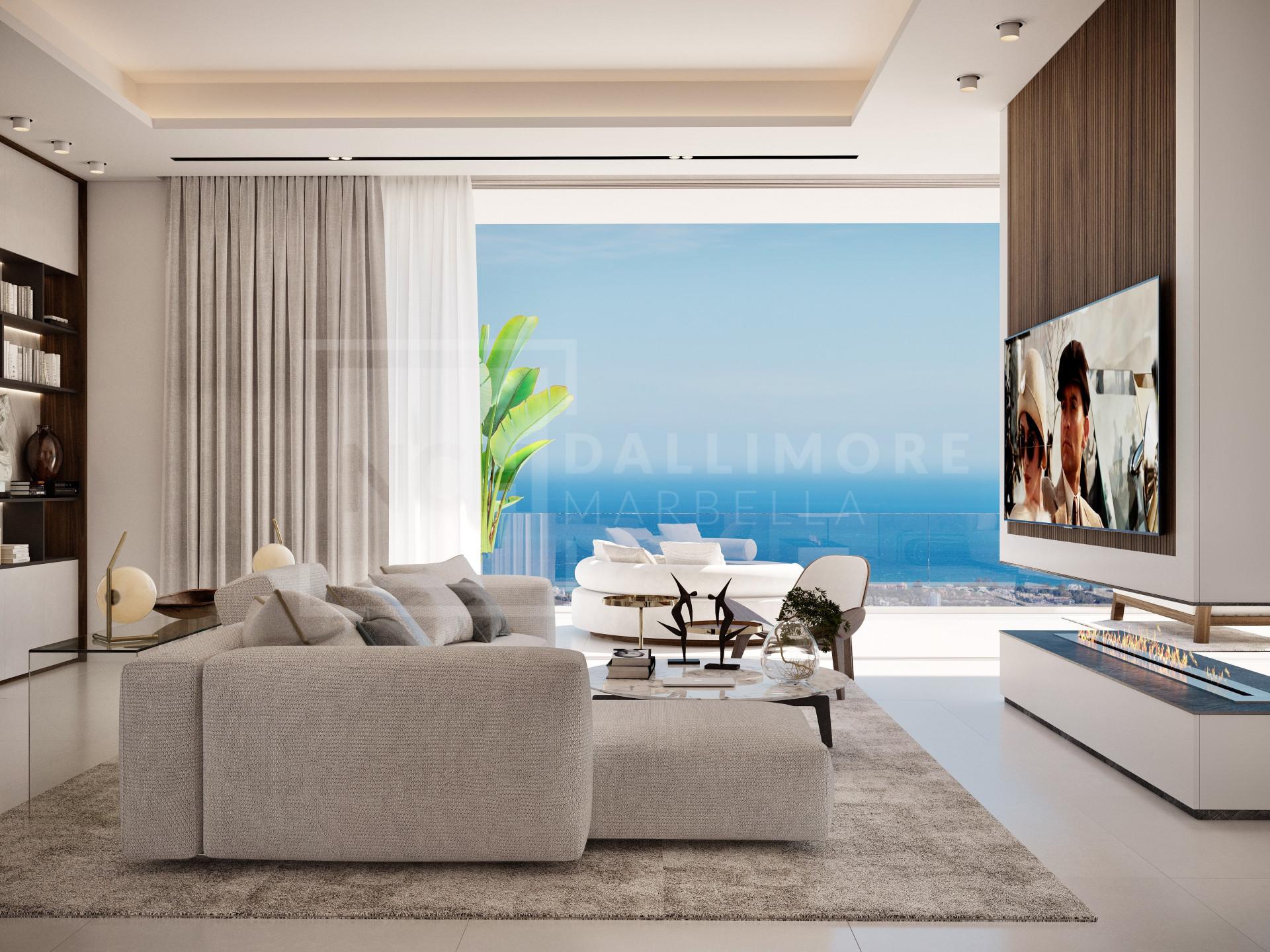 Villa Los Altos de los Monteros, Marbella East – NEWV6970