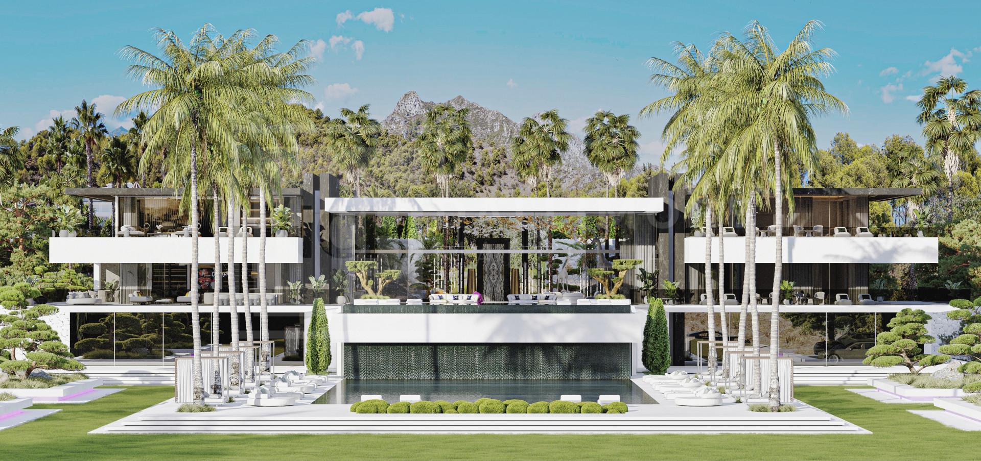 Villa La Zagaleta, Benahavis – NEWV6969