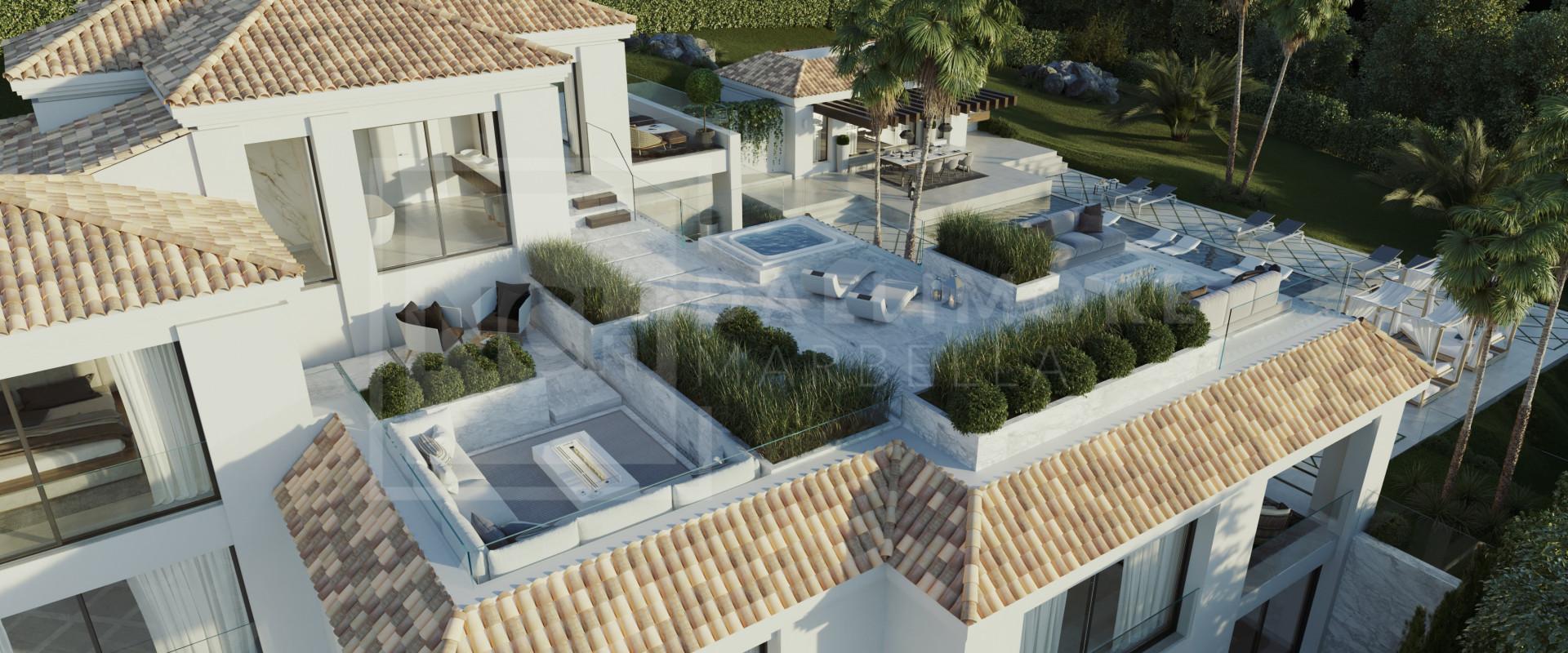 Villa , Nueva Andalucia – NEWV6903