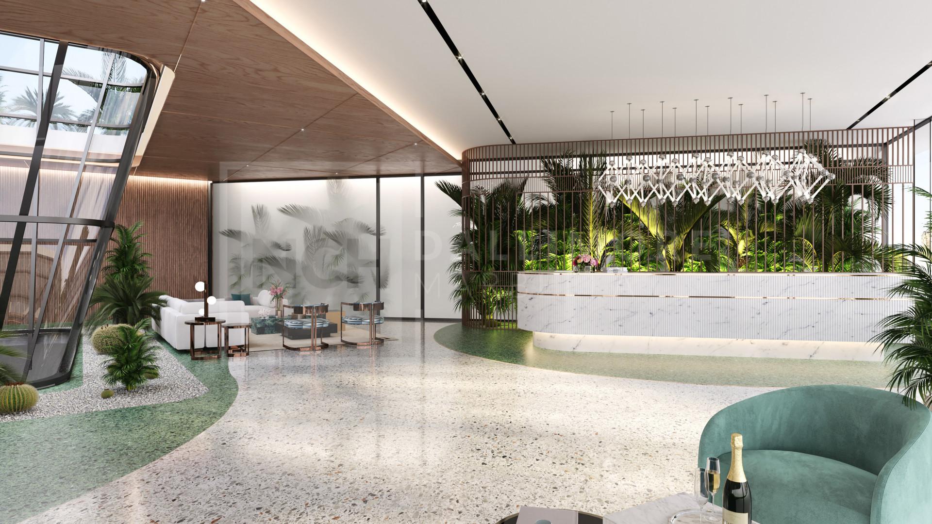 Ground Floor Duplex Golden Mile, Marbella Golden Mile – NEWV6910