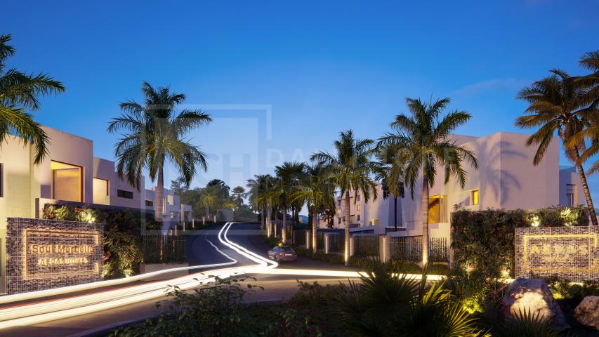 Semi Detached Villa , Marbella East - NEWV6868