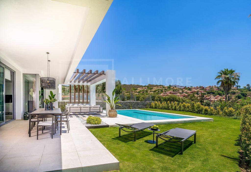 Villa Santa Clara, Marbella East - NEWV6862