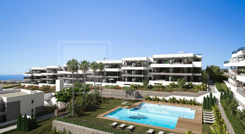 Apartment , Estepona – NEWA6864