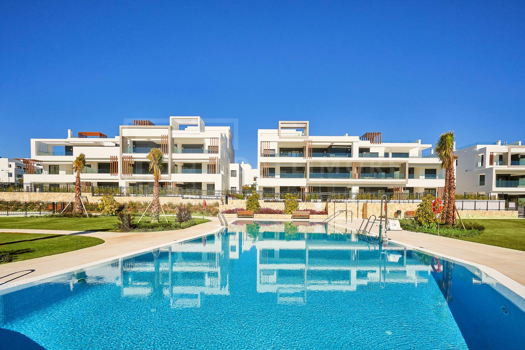 Ground Floor Apartment Bel Air, Estepona - NEWA6860