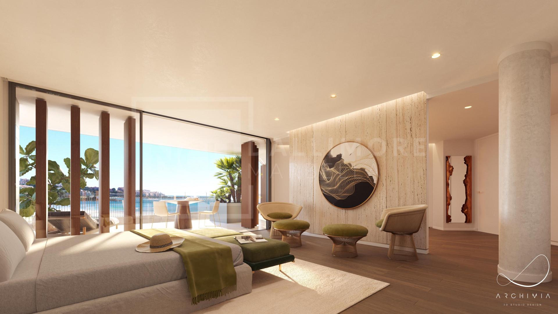 Ground Floor Apartment , Estepona – NEWA6859