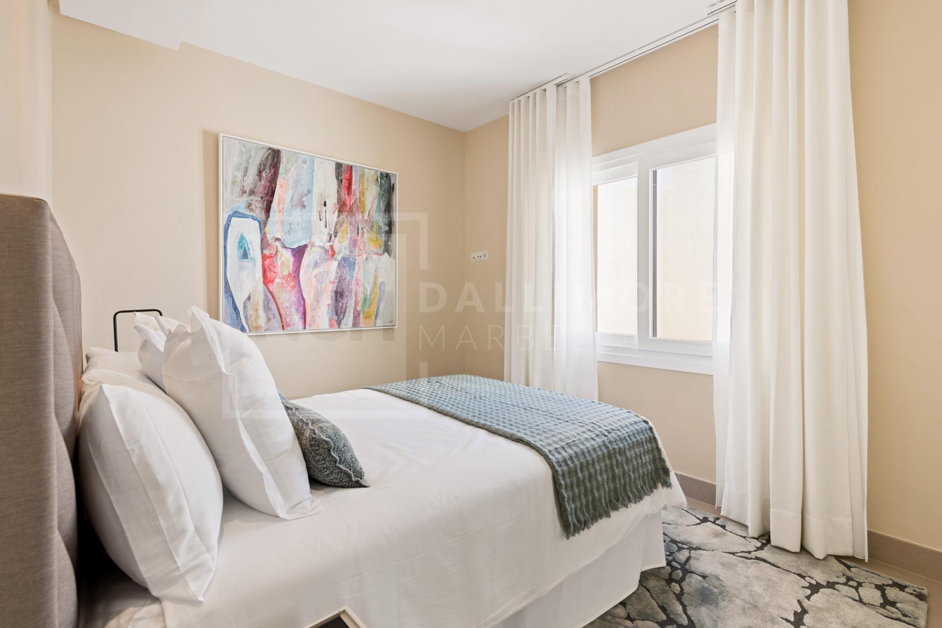 Duplex Penthouse Beach Side New Golden Mile, Estepona - NEWPH6946