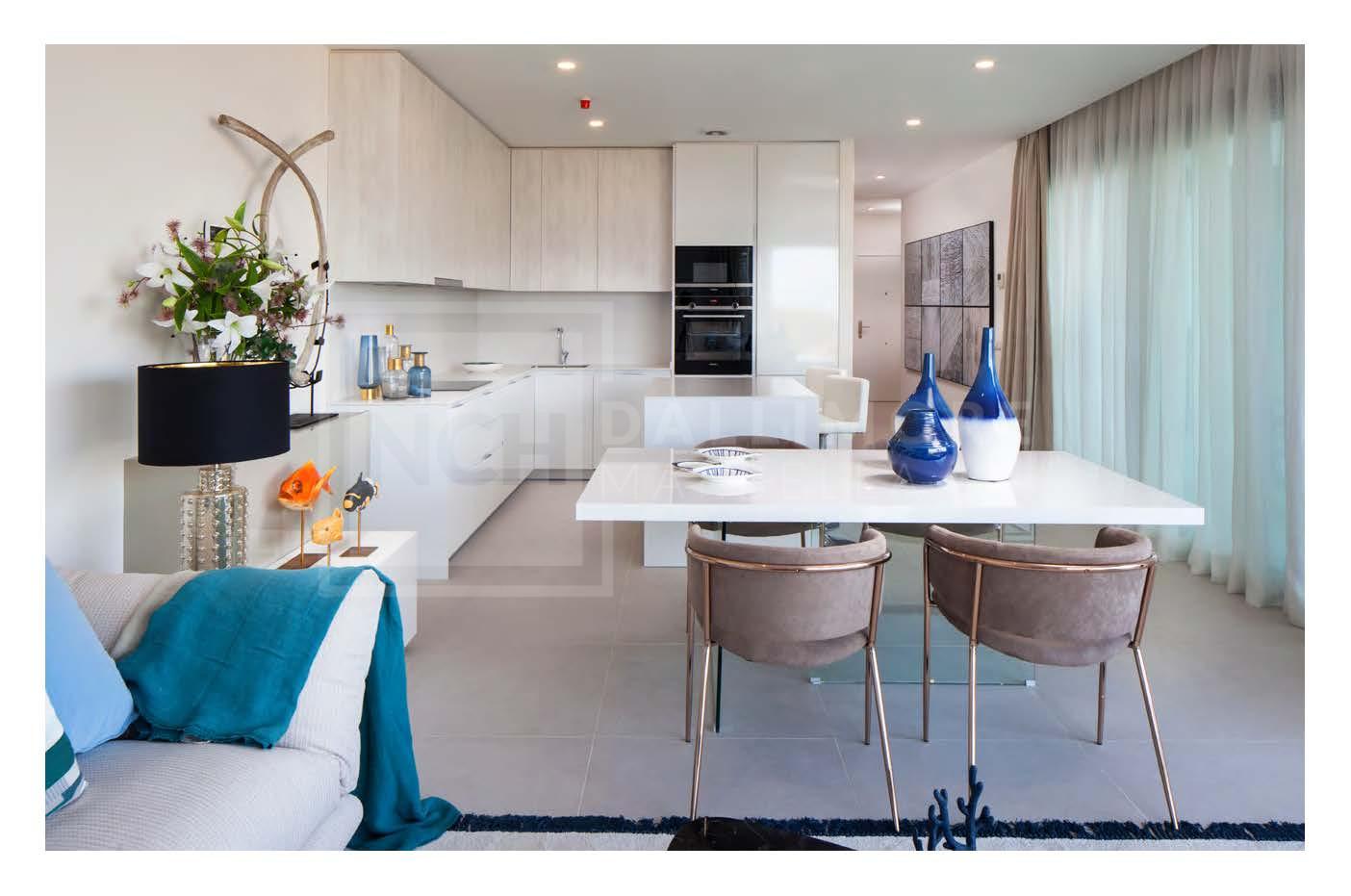 Ground Floor Apartment Las Terrazas de Cortesín, Casares - NEWA6954