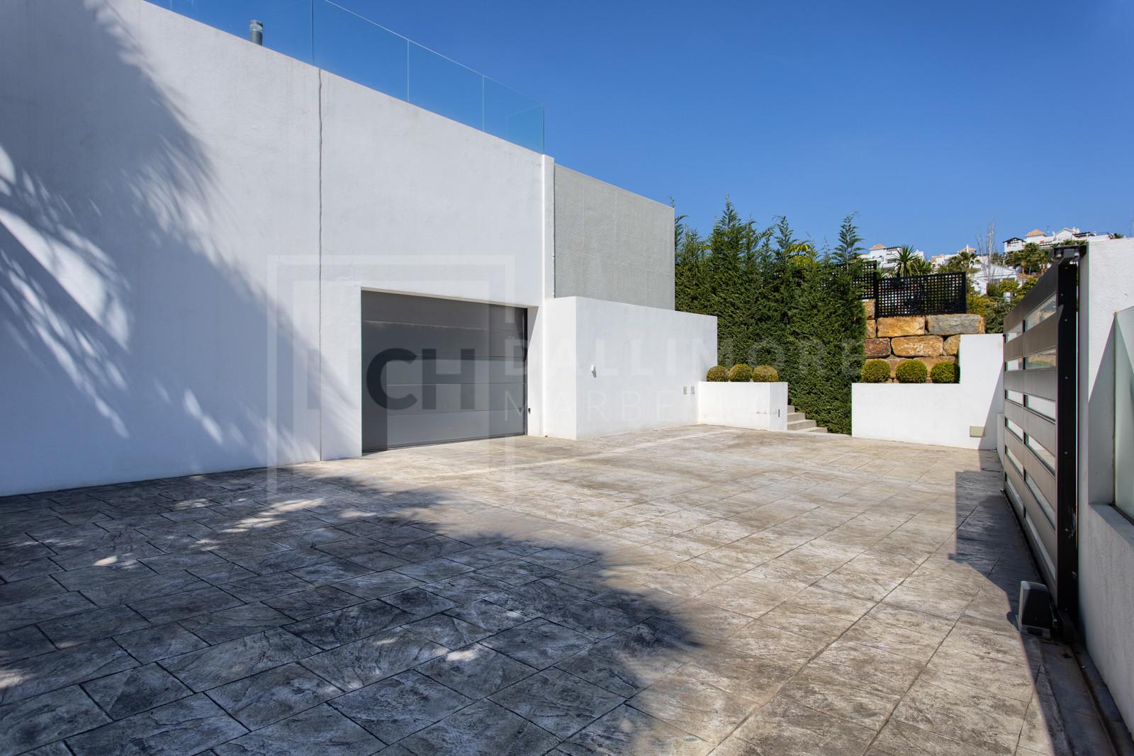 Villa La Alqueria, Benahavis – NEWV6920