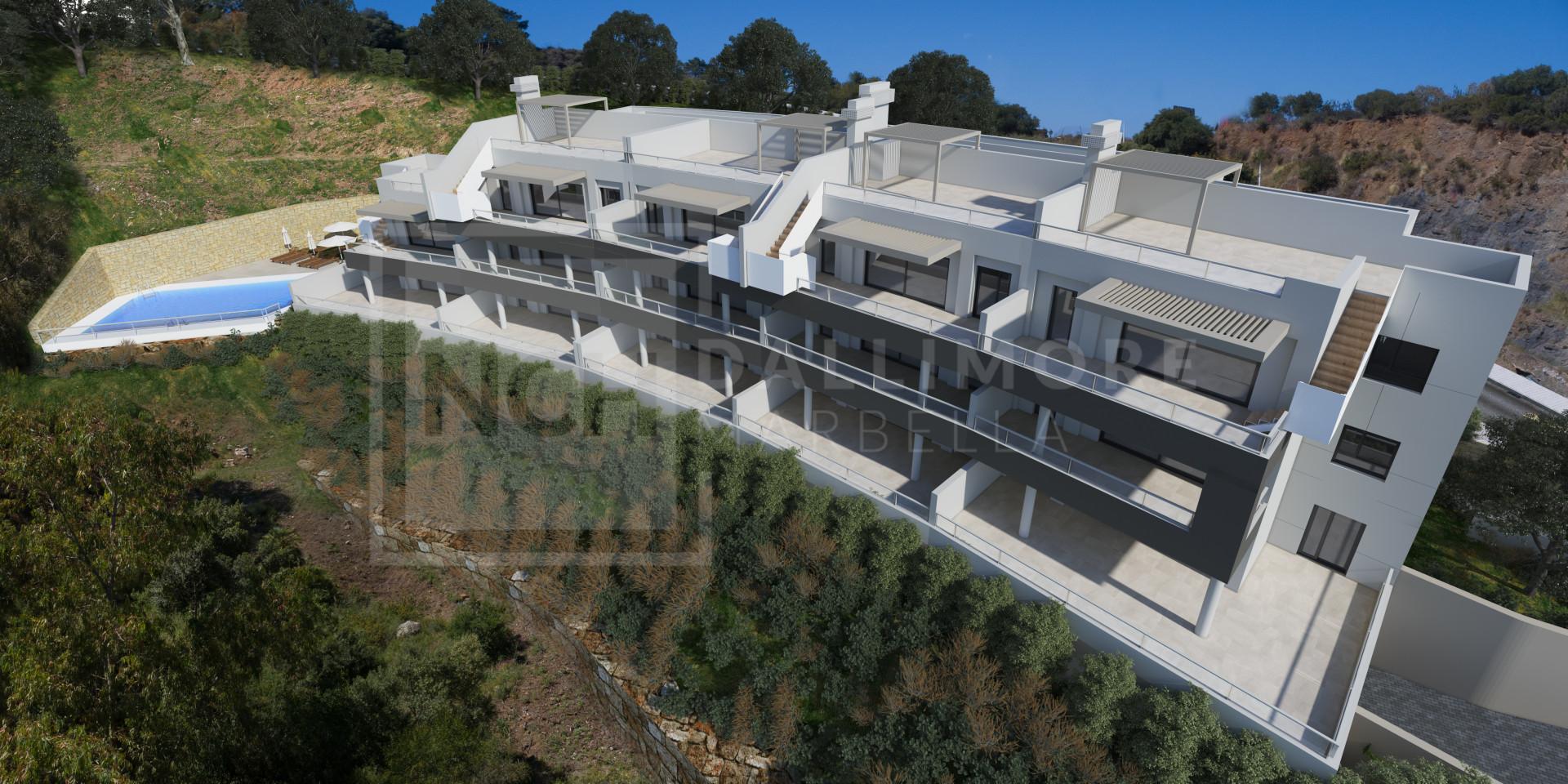 Penthouse , Benahavis – NEWPH7005