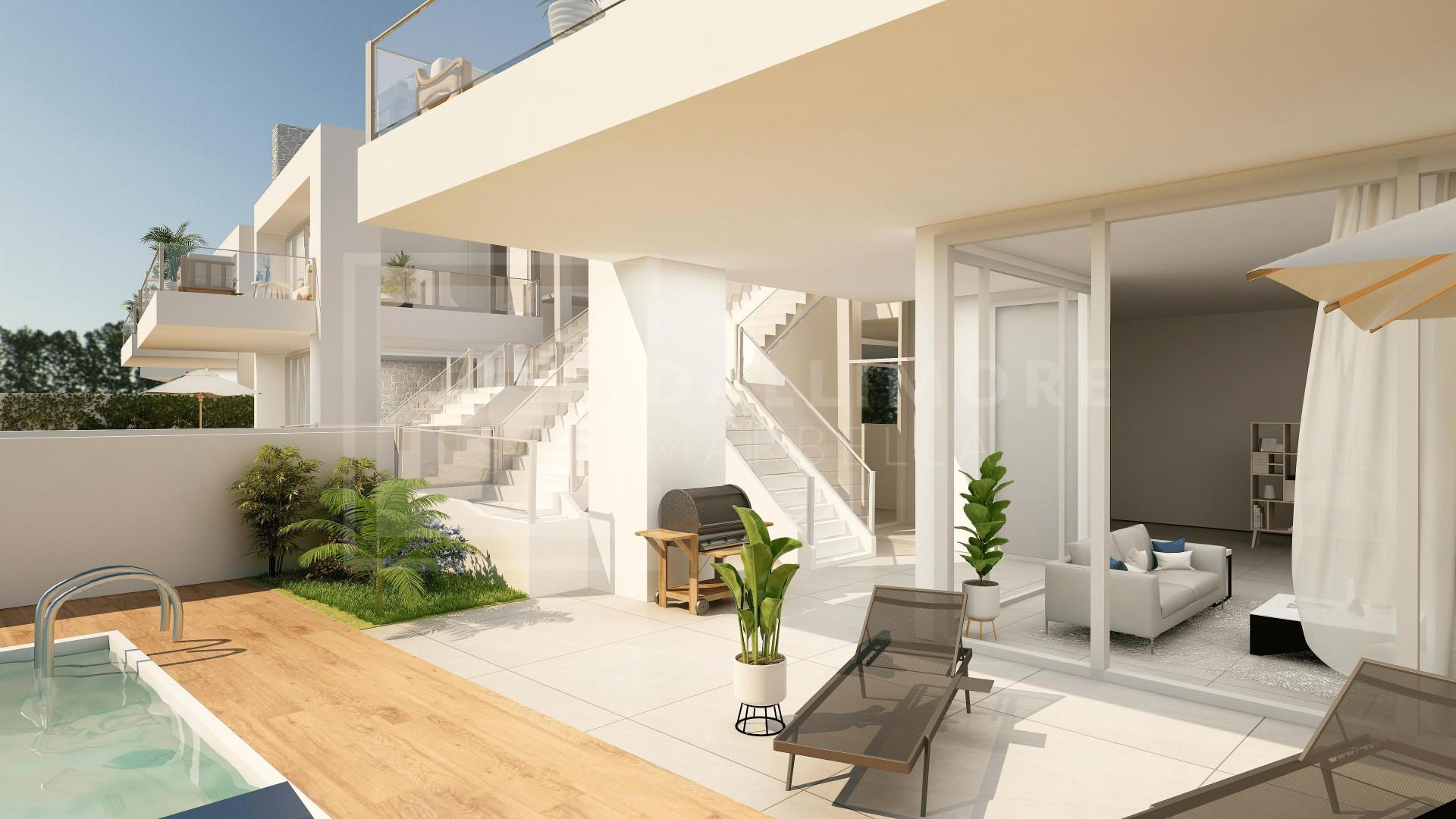 Semi Detached Villa , Mijas Costa – NEWV6007