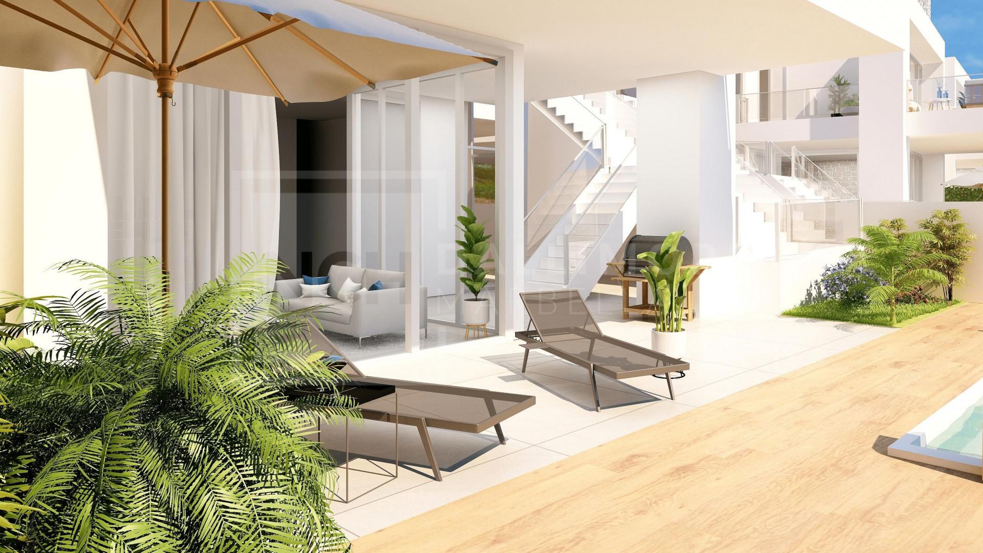 Semi Detached Villa , Mijas Costa - NEWV6008