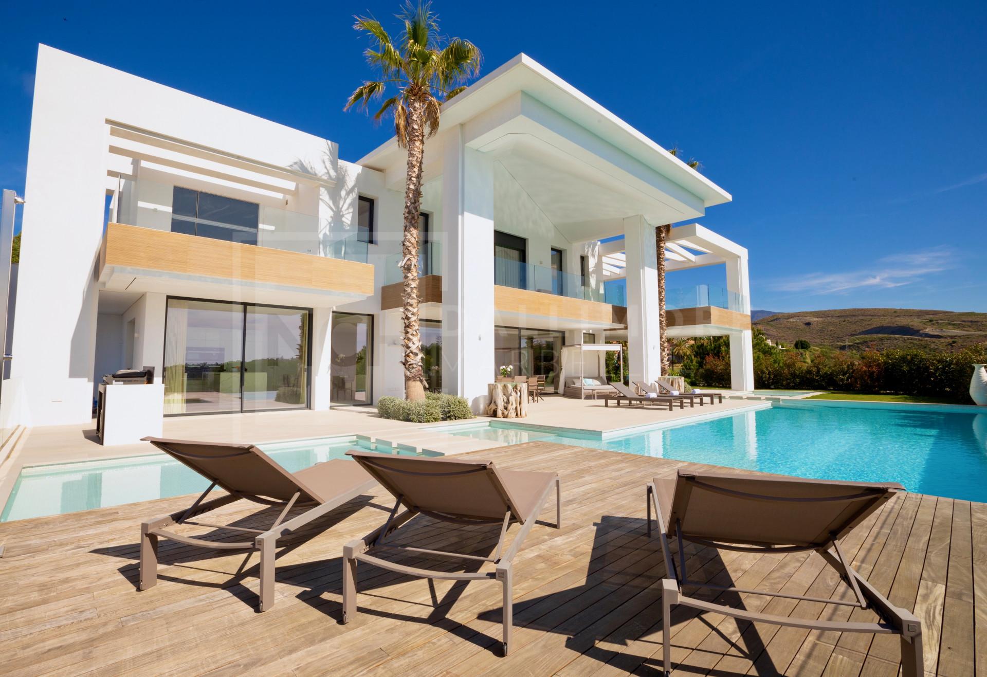 Villa Los Flamingos, Benahavis – NEWV7009