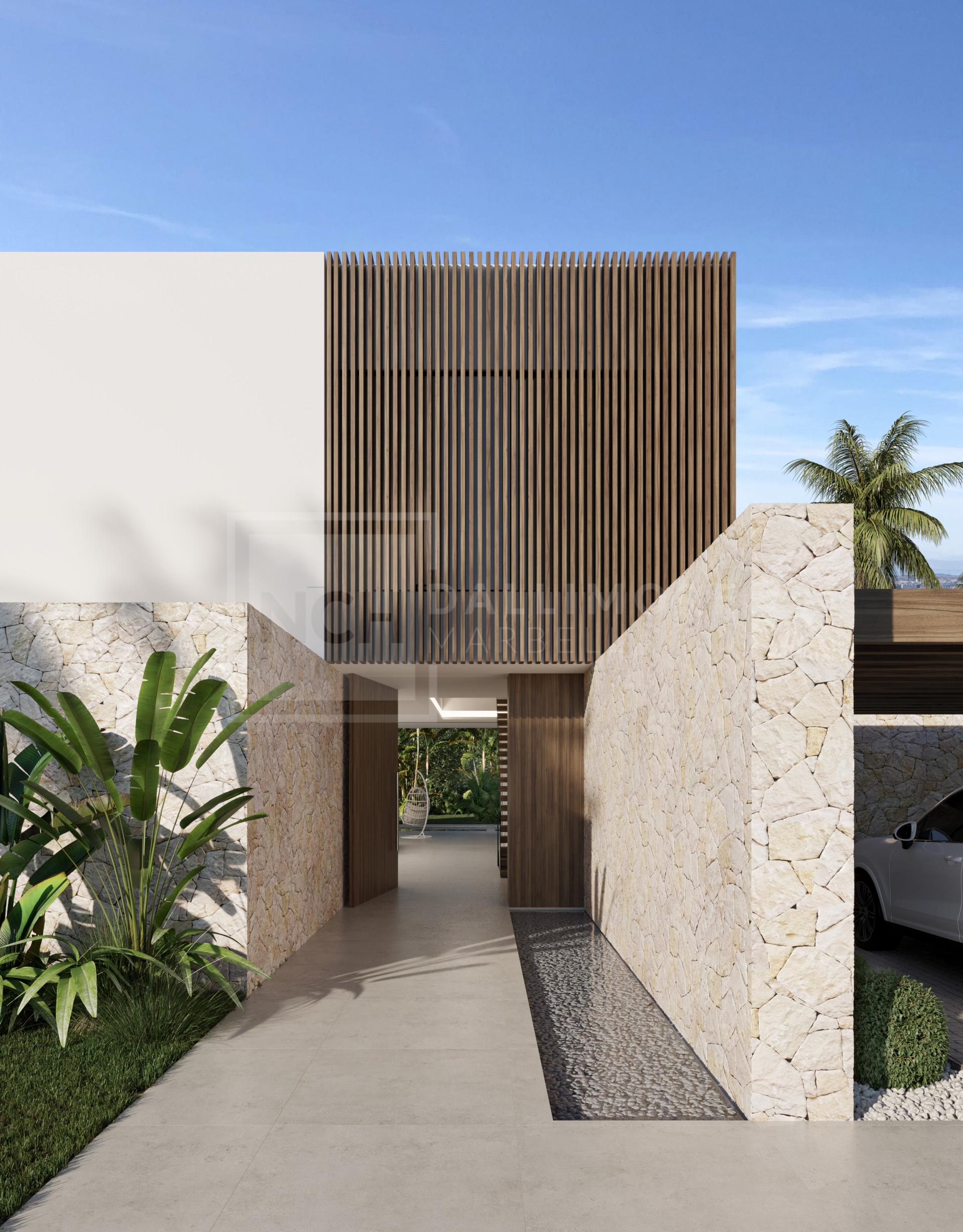 Villa , San Pedro de Alcantara – NEWV6979