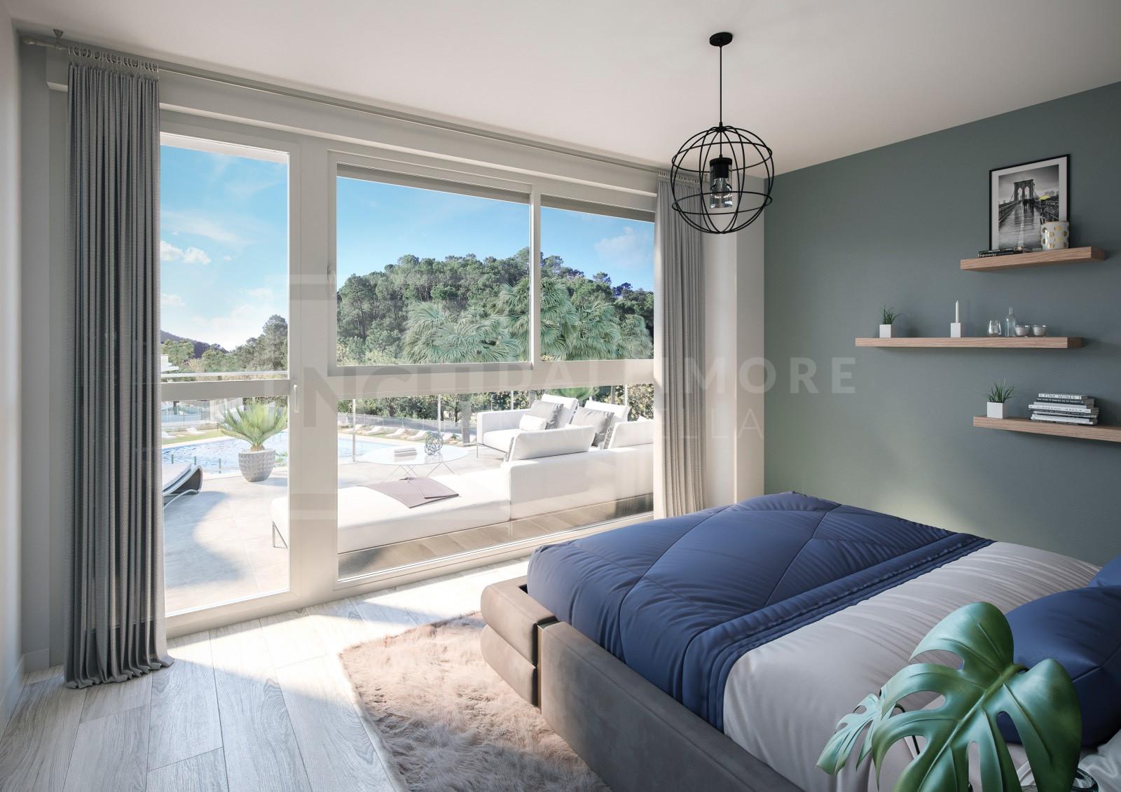 Ground Floor Apartment , Casares – NEWA6981