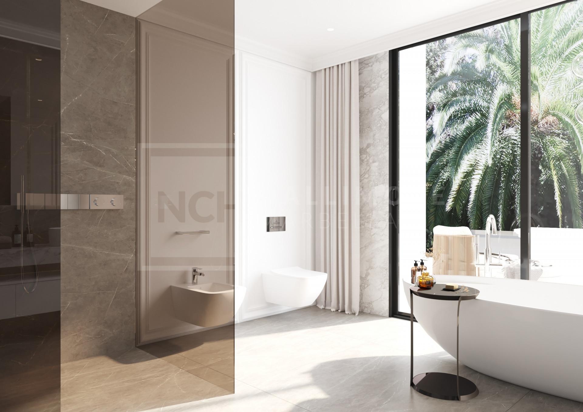 Villa , Marbella Golden Mile – NEWV7042
