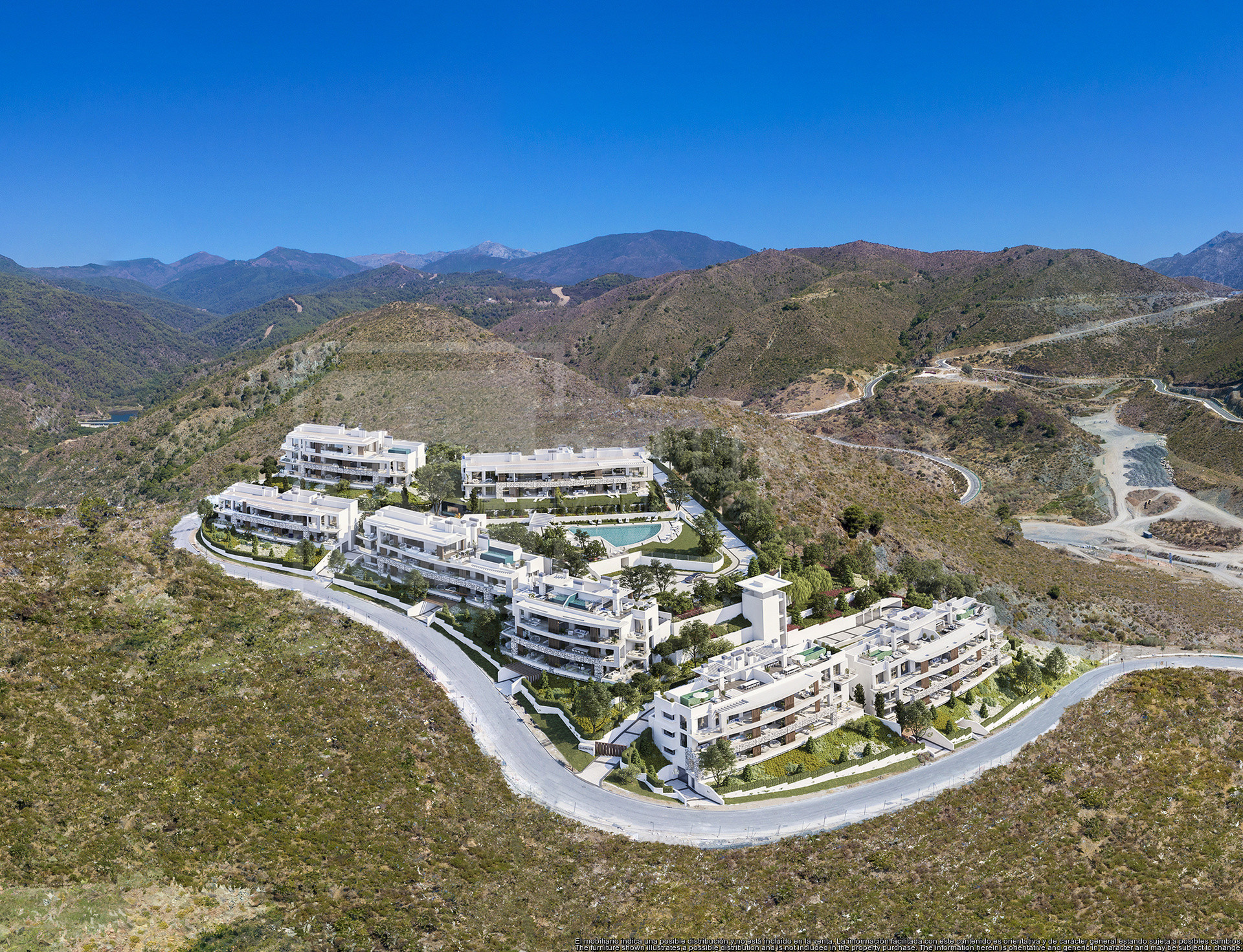 Apartment Real de La Quinta, Benahavis – NEWA7046