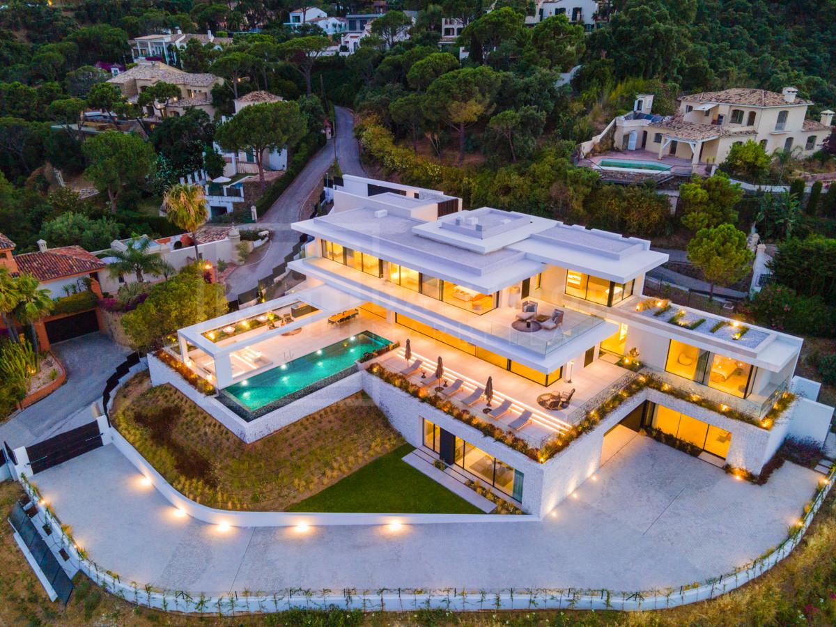 Villa El Madroñal, Benahavis - NEWV7051