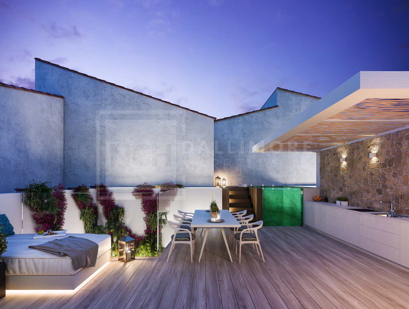 Apartment , Malaga – NEWV7061
