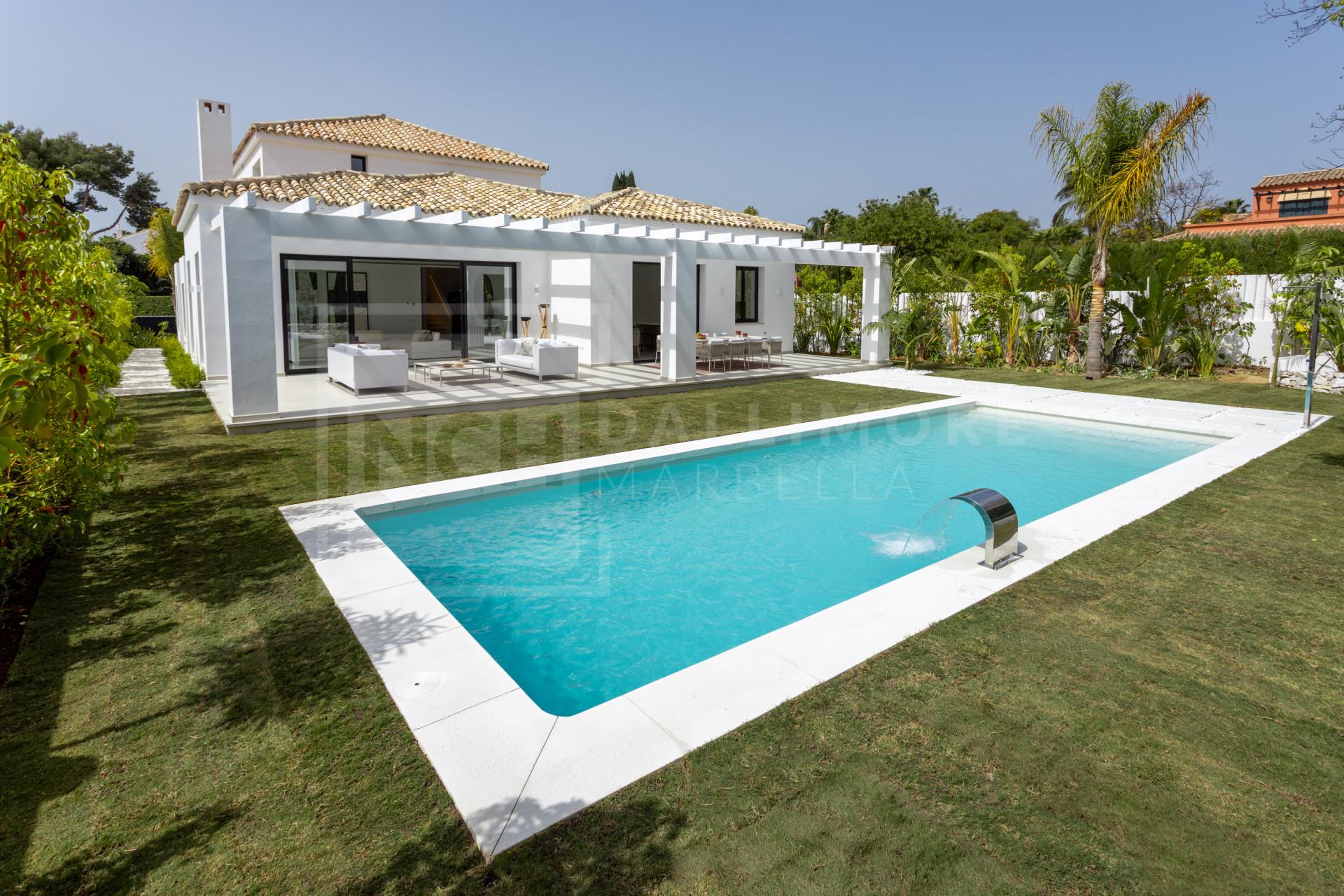 Villa Guadalmina Baja, San Pedro de Alcantara – NEWV7034