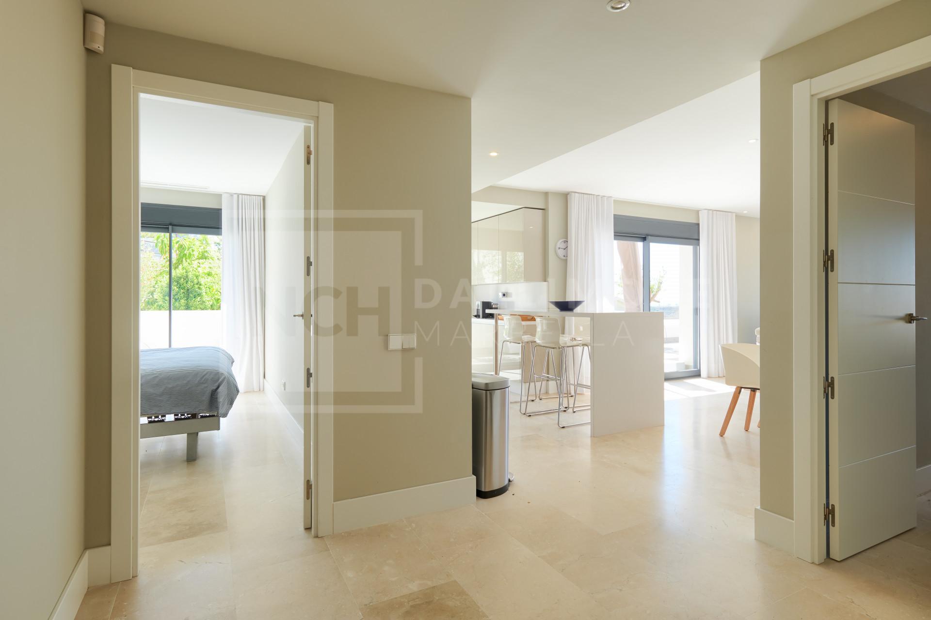 Ground Floor Apartment , Estepona – NEWA7026