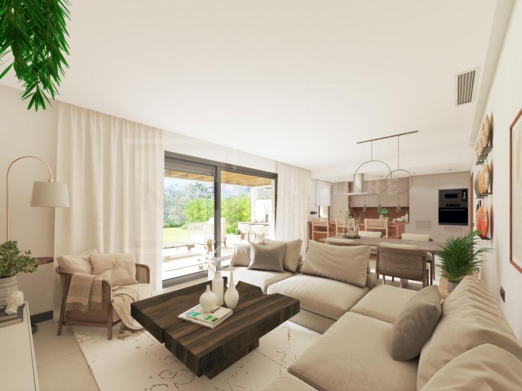 Apartment , Nueva Andalucia - NEWA7036
