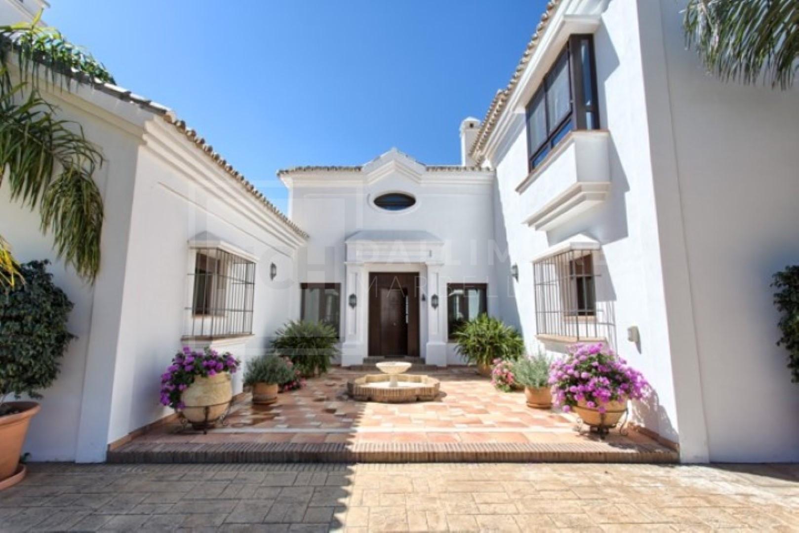 Villa Marbella Club Golf Resort, Benahavis – NEWV7032