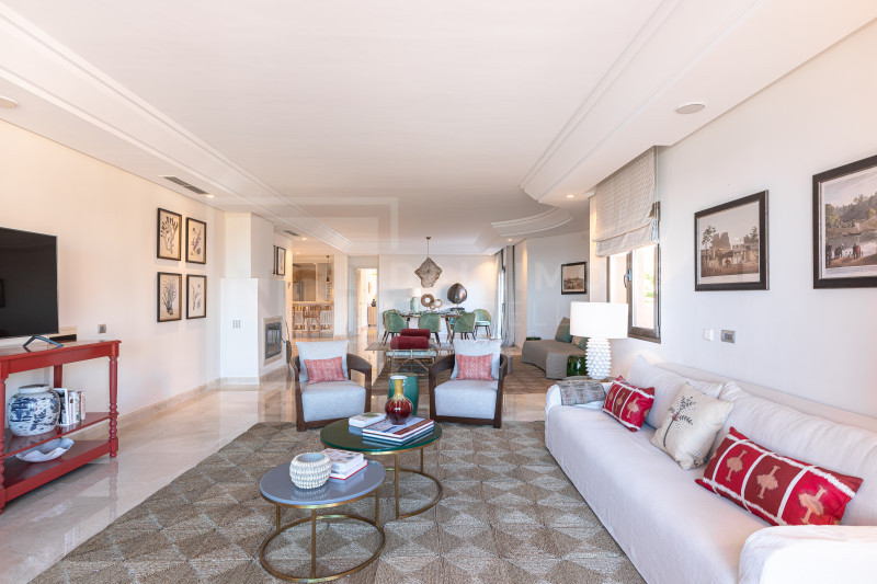 Duplex Penthouse La Morera, Marbella East - NEWPH7066
