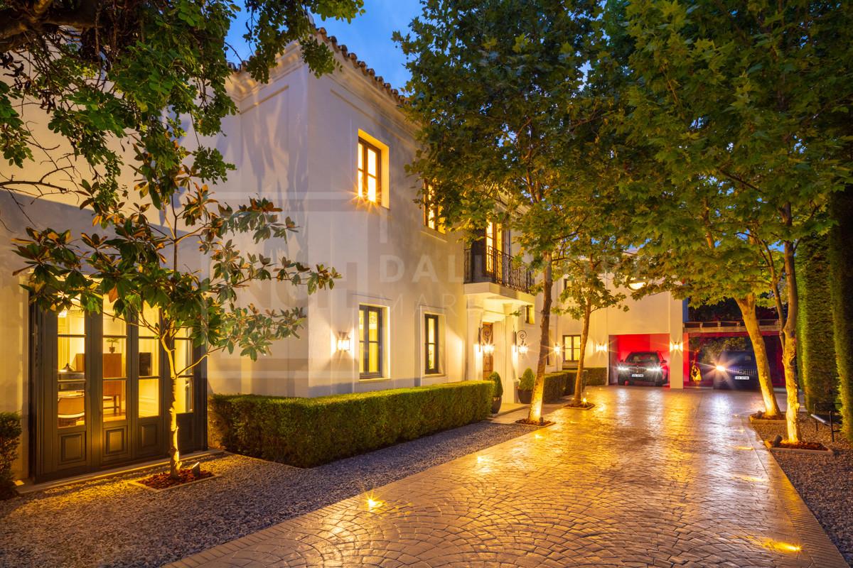 Villa Los Picos, Marbella Golden Mile – NEWV7065