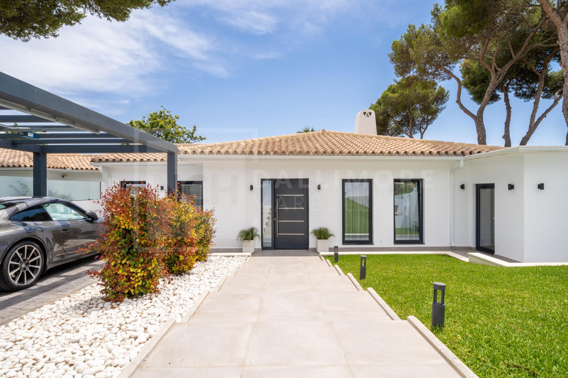 Villa Los Monteros, Marbella East – NEWV7074